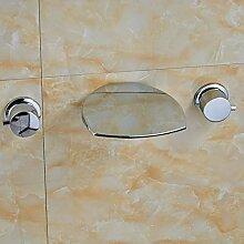 TIANDI Poliertem chrom bad waschbecken wasserhahn