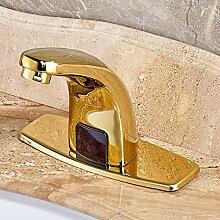 TIANDI Waschbecken Wasserhahn Sense Wasserhahn