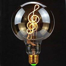 TIANFAN Vintage Glühbirnen Led Birne 4 Watt