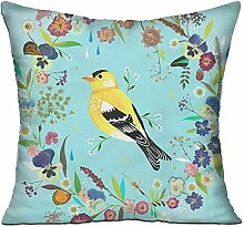 TIANHOME Cushion Cover Pillow Cover Beautiful