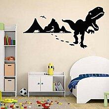 Tianpengyuanshuai Dinosaurier wandaufkleber Kinder