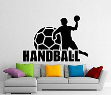 Tianpengyuanshuai Handball Wand Vinyl Aufkleber