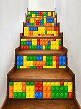 TianranRT DIY Schritte Aufkleber Abnehmbar Treppe
