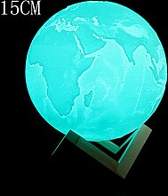 TianranRT Erde Licht Klopfte Sieben 3D USB Hand