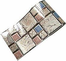 TianranRT Selbstklebend Mosaik Wand Aufkleber