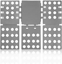 TianTu Wäsche Faltbrett, Verstellbar Flip & Fold