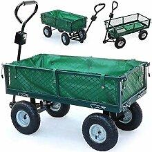 Tianye Allzweckwagen mit 4 Rädern, Stahl, Metall,