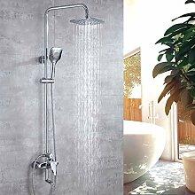 TianZly Bad Dusche Wasserhahn Regendusche
