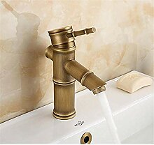 TianZly Badezimmer Retro Waschbecken