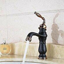 TianZly Deck Öl Reinigung Bronze Bad Wasserhahn