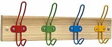 Tibres - Kleiderhaken Kinder - Kindergarderobe