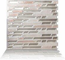 Tic Tac Tiles Anti Mold schälen und stecken