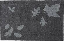 tica copenhagen - Leaf Mega Fußmatte, 60 x 90 cm,