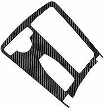 Tickas Auto Echt Carbon Mittelkonsole Wrap