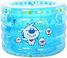 TIDLT aufblasbares Schwimmbecken Schwimmbad Kinder