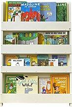 Tidy Books ® - Regal Kinderzimmer   Cremeweiß  