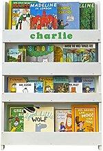 Tidy Books ® - Regal Kinderzimmer   Weiß  