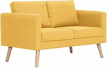 Tidyard 2 Sitzer Sofa -Holzrahmen und