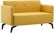 Tidyard 2-Sitzer-Sofa Stoffbezug 115 x 60 x 67 cm