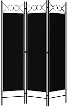 Tidyard 3-TLG.Raumteiler Trennwand Paravent Wand