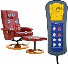 Tidyard 360° drehbar Elektrischer Sessel