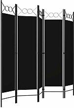 Tidyard 5-TLG.Raumteiler Trennwand Paravent Wand
