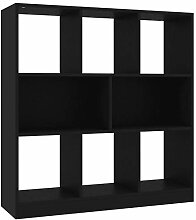 Tidyard Bücherschrank Bücherregal Regal Mit 8