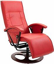 Tidyard Drehbarer TV-Sessel Mehrfach verstellbare