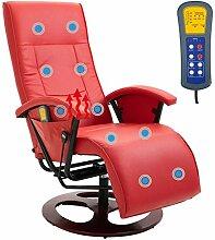 Tidyard Elektrischer Massagesessel Relaxsessel