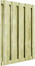 Tidyard Gartentor Holz Gartenzaun-Tor | Zauntor