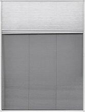 Tidyard Insektenschutz-Plissee Dachfenster