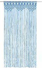 Tidyard Makramee Vorhang Handgefertigt Wandbehang