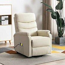Tidyard Massagesessel Fernsehsessel Relaxsessel TV