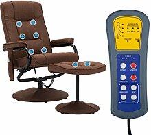 Tidyard Massagesessel Relaxsessel TV-Sessel Mit