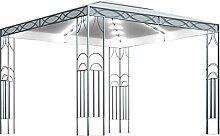 Tidyard Pavillon mit LED Beleuchtung