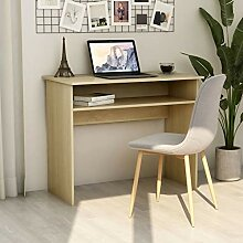 Tidyard Schreibtisch Bürotisch PC-Tisch