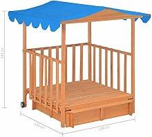 Tidyard Spielhaus Outdoor für Kinder