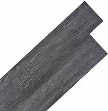 Tidyard Vinyl-PVC Laminat Dielen, Bodenbelag, 5,26