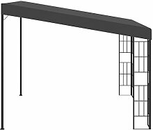 Tidyard Wand-Pavillon Anbaupavillon Sonnenschutz