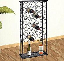 Tidyard- Weinregal Flaschenständer für 28