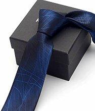 TIE Herren Krawatte, Hochzeit Krawatte, Anzug