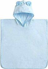 Tier Kapuze Baby-Handtuch Waschlappen Ultra Soft