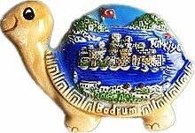 Tiere Schildkröte Bodrum Türkei Keramik 3D