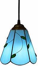 Tiffany-Art-Glas-Kronleuchter, European Creative