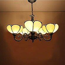 Tiffany Chandeliers LED E27 Deckenleuchten