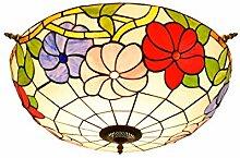 Tiffany-Lampe Dekoration 65CM Kreative Buntglas