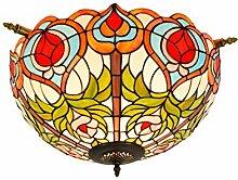 Tiffany-Lampe Schlafzimmer 50CM kreative Fee