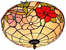 Tiffany-Lampe Schlafzimmer Europäische Festive