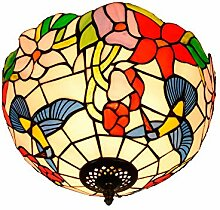 Tiffany-Lampe Schlafzimmer Tiffany Rural Stil