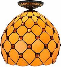 Tiffany-Lampen Schöne Deckenleuchte Im Tiffany